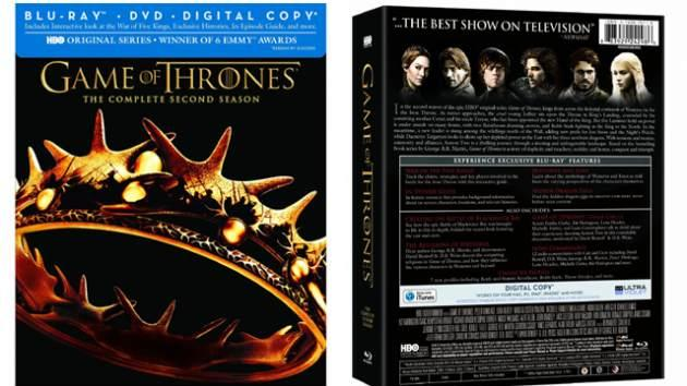 'Game of Thrones' Season 2 on HBO Select -- HBO