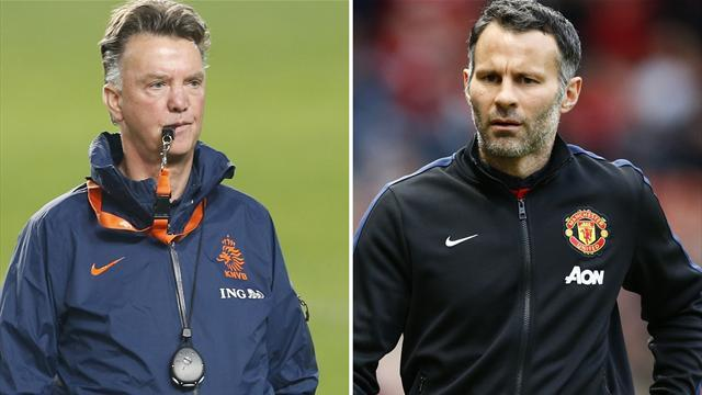 Premier League - United 'agree deal for Van Gaal-Giggs dream team'