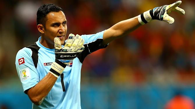 Liga - Rumour: Navas on the brink of Real Madrid move