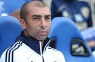 Di Matteo not fearing the sack ahead of crucial Juventus clash