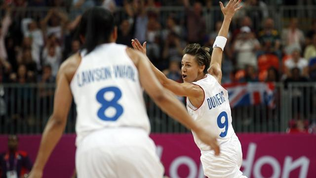 Olympic Games - France beat Britain in OT in Olympic thriller