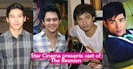 Star Cinema presents cast of The Reunion