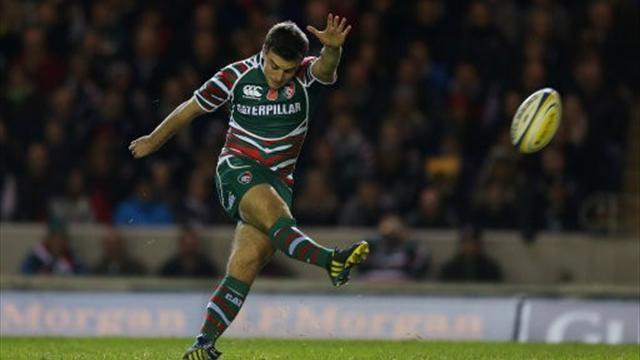 Heineken Cup - Leicester Tigers stay in hunt