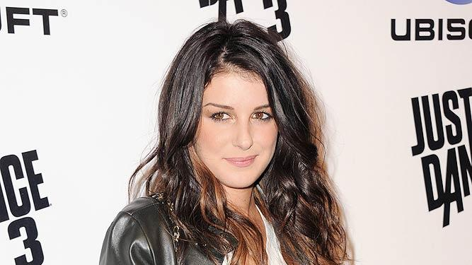 Shenae Grimes Just Dance Launch