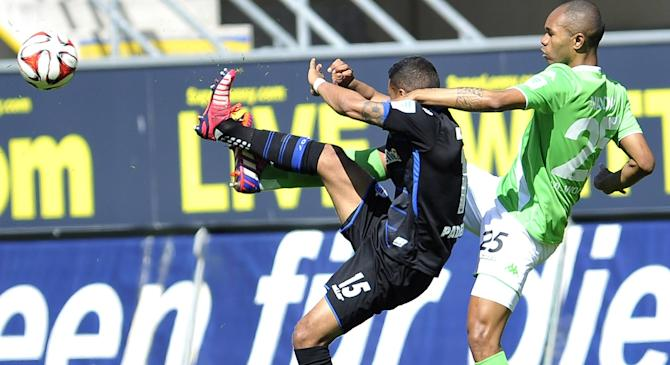 Video: Paderborn vs Wolfsburg
