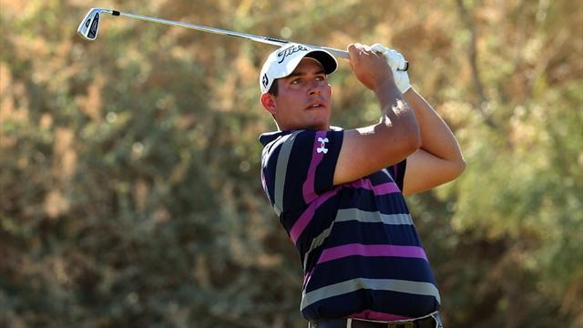 Golf - Stallings charges five ahead at Challenge
