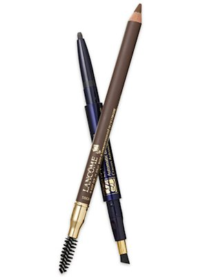 Lancôme Le Crayon Poudre and Estee Lauder Automatic Brow Pencil