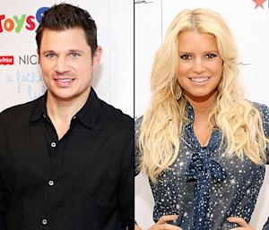 """Nick Lachey: I Wish Jessica Simpson """"the Best"""" After Birth of Baby Ace"""
