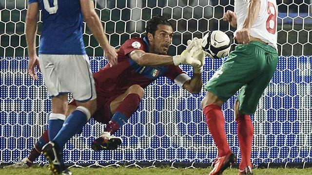 World Cup - Italy's Superman set to leave his mark on history again
