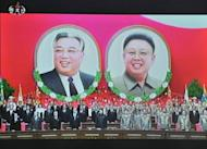 """A national meeting in Pyongyang, North Korea marks the 80th anniversary of the military's founding on April 25. North Korea's military chief of staff accused the United States and South Korea of plotting war but said his country's own weaponry could destroy their armaments in """"a single blow"""""""
