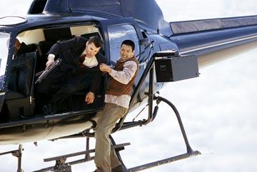 Chow Yun Fat in MGM's Bulletproof Monk