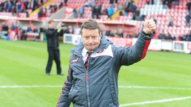 Danny Wilson hailed his Sheffield United side's 'team effort' against Swindon