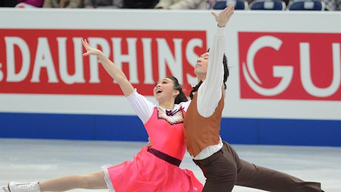 ISU Four Continents Figure Skating Championships - Day 1