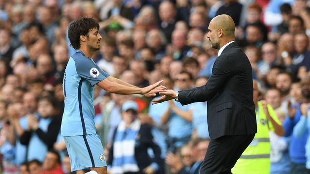 David Silva Latest Manchester City Star Linked With Move Away From the Etihad
