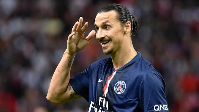 Ligue 1 - Ibrahimovic hints at retirement date