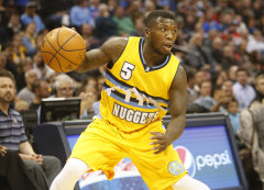 Nate Robinson (5) is averaging 5.8 points per game this season. (USAT)