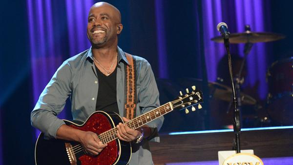 Darius Rucker Making 'True Believers' with Country Music