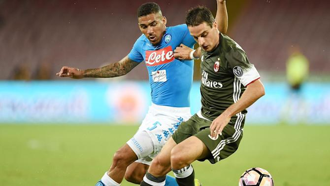 A.C. Milan vs. Napoli 2017 live stream: Start time, TV schedule, and how to watch online