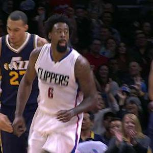 Lob City Gets It Going Early