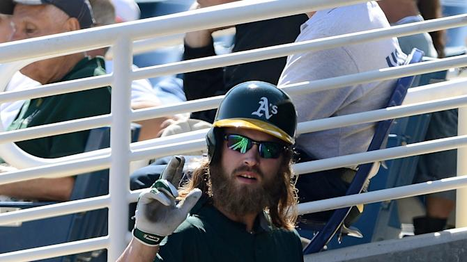 Oakland Athletics v Milwaukee Brewers