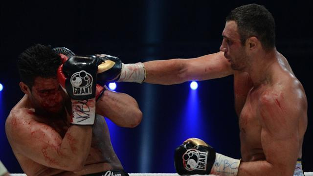 Boxing - Charr looking past Haye to Klitschko
