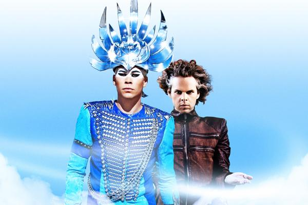 Empire of the Sun Aim for American Pop Radio on Expansive New Album