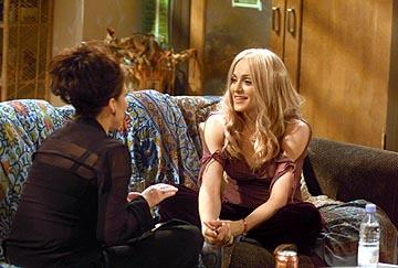 Megan Mullally and Madonna on NBC's Will and Grace