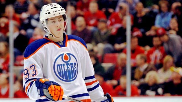 Ice Hockey - Oilers and Nugent-Hopkins agree new deal