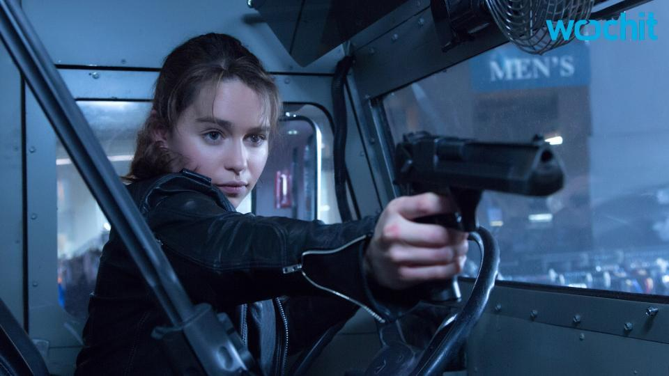 """'TERMINATOR""""; MULTIPLE STARTS WHO'VE PLAYED KEY CHARACTERS"""