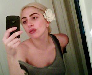 PIC: See Lady Gaga Without Makeup!