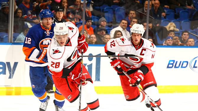 Carolina Hurricanes v New York Islanders