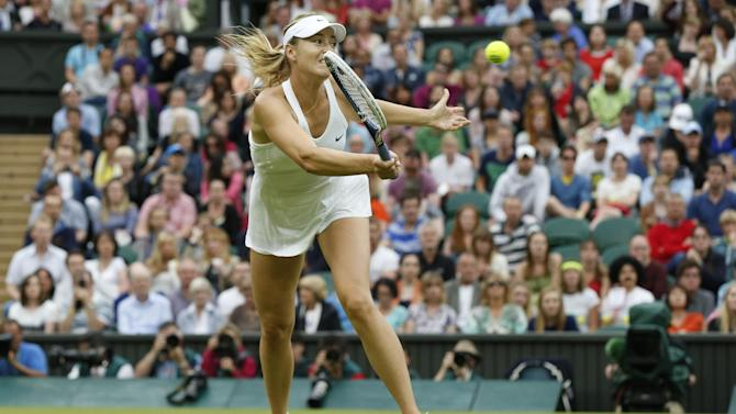 Wimbledon - Tuesday's order of Play: Sharapova, Nadal in action