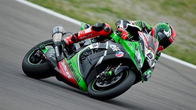 Superbikes - Nurburgring WSBK: Sykes takes win in red-flagged race