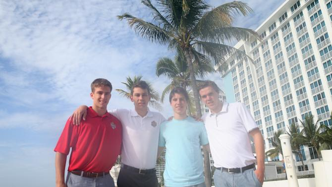 2015 NHL Draft - Top Prospects At The Beach