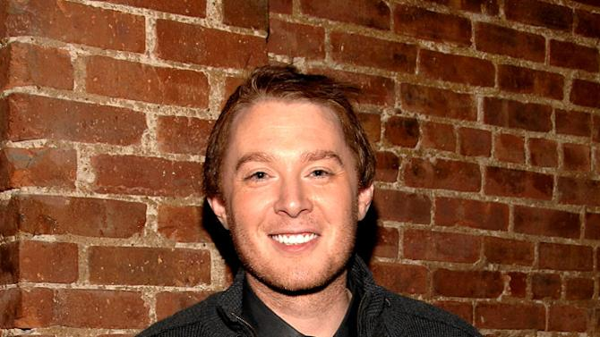 Clay Aiken Broadway Backwards After Party