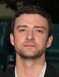 Justin Timberlake celebrates at bachelor party