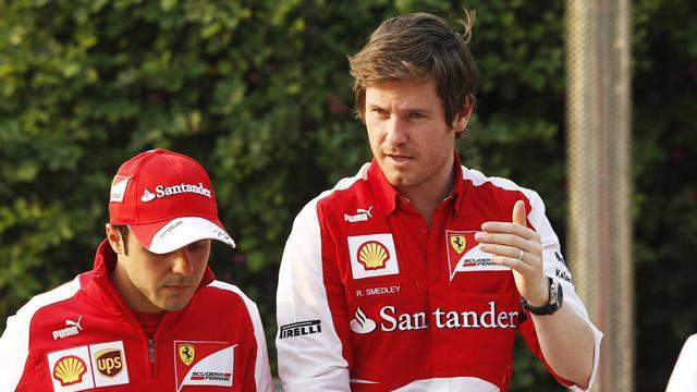 Formula 1 - Smedley joins Massa at Williams