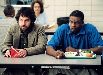 Paul Rudd and Keith David in Cyan Pictures' The Oh in Ohio