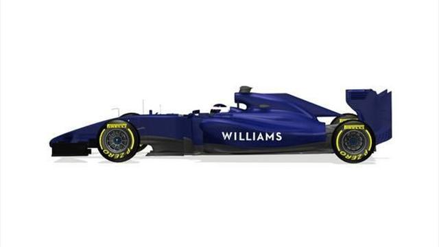 Formula 1 - Williams releases 2014 F1 car image