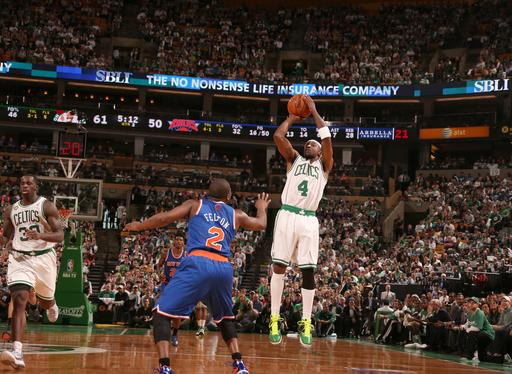 Celts top Knicks 97-90 in OT, avoid playoff sweep