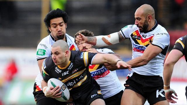 Rugby League - Manuokafoa pens new Bradford deal