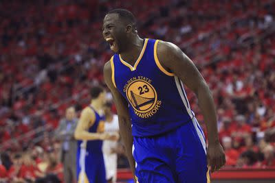 How Draymond Green gave the NBA's best team its bite