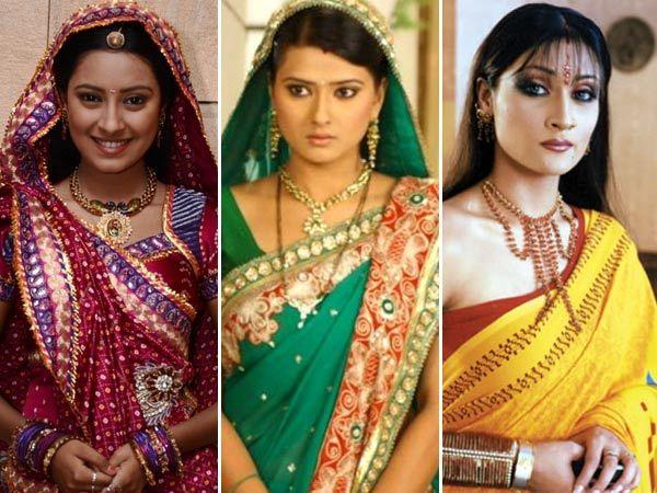 Hideous Outfits of Television Actresses