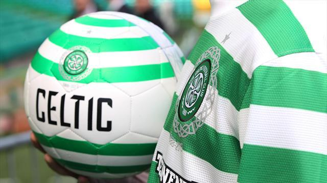 Football - Celtic favourite Fallon dies