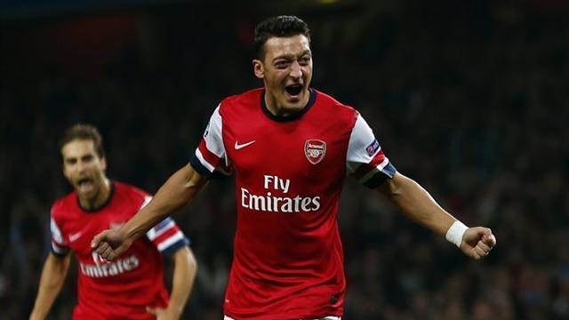 Premier League - Ozil: I'm loving London already