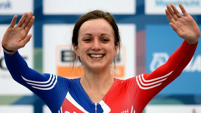Cycling - Barker ready for 'different' team pursuit