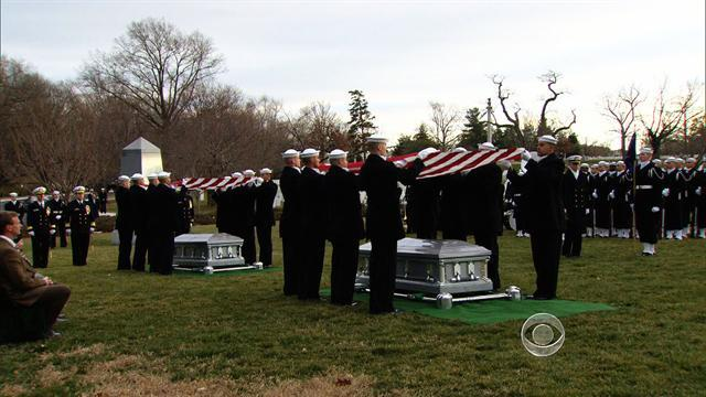 Civil War sailors laid to rest