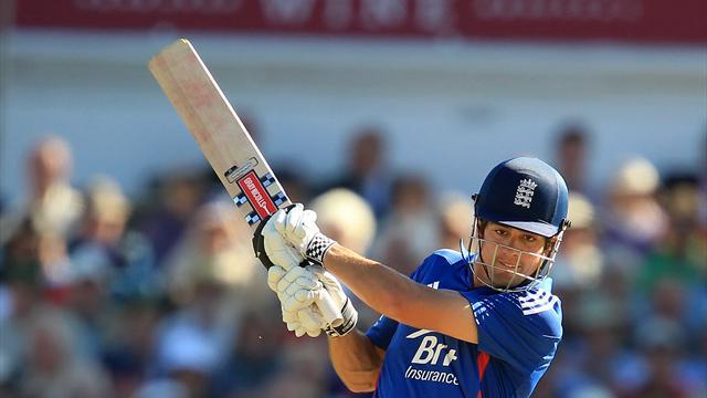 Cricket - England cruise to series win