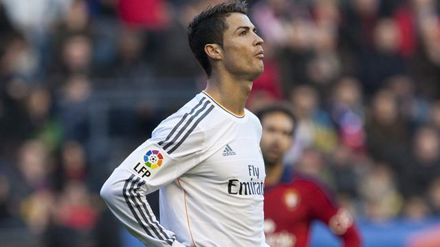 Liga - Ronaldo sees red as Real held to draw by Athletic