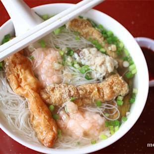 Yong Tau Foo with a Difference in Singapore